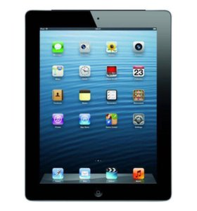 Планшет Apple iPad 4 Retina 64Gb Wi-Fi+3G Black