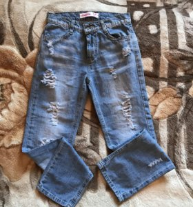 Детские джинс