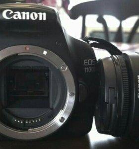 Продам камеру Canon EOS 1100D