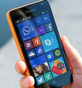 Nokia Lumia Microsoft 430 Dual Sim