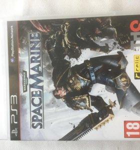 Warhammer: Spacemarine (PS3)