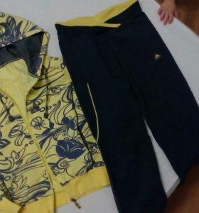 Продам спортивный костюм р.42