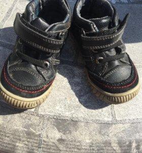ботиночки (весна-осень)