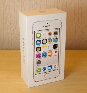 iPhone 5s 16/32 GB белый (Silver)