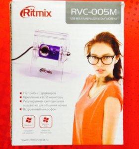 Новая Веб-камера Ritmix