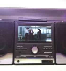 Музыкальный центр Hyundai H-MS 1109
