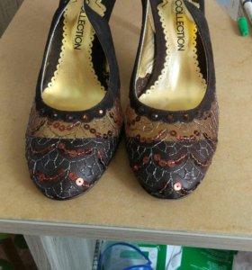 Туфли Elche новые