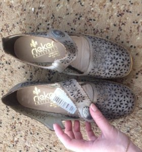 Туфли Рикер новые!