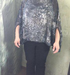 Новая блуза 52-56 размера