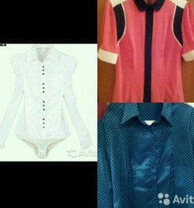 Рубашки/Блузки (новые)
