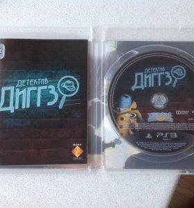 Игра Детектив Диггз на PS3