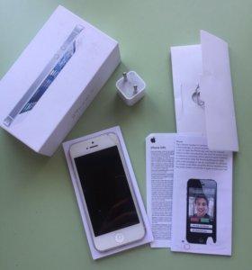 Айфон IPhone 5 на 16 гб