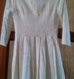 Вечернее платье.