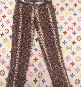 Брендовые стильные брюки