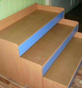 Кровать четырехярусная