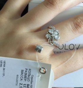 SOKOLOV кольцо