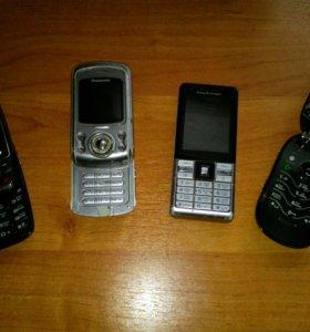 Много разных телефонов