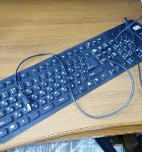 Не промакаемая клавиатура