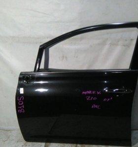 Дверь передняя левая TOYOTA MARK X ZIO 2007г