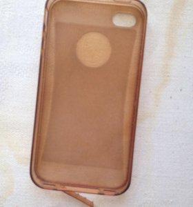 Бампер / Чехол на iPhone 4s