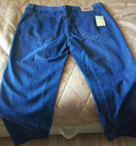 Новые мужские джинсы 52-54р.