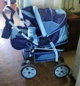Детская коляска Gustaw2