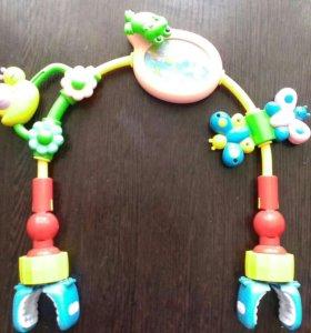 Музыкальная игрушка для коляски