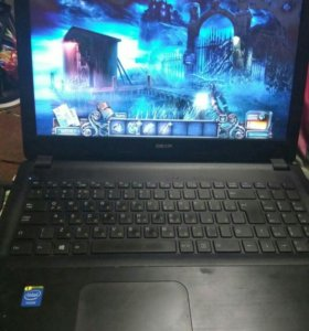 Ноутбук dexp aquilon O140