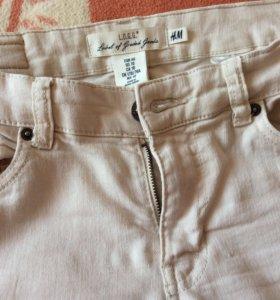 Брюки джинсовые H&M