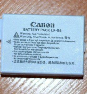 Аккумулятор на Canon ( оригинал )