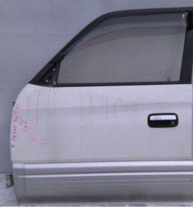 Дверь передняя левая TOYOTA PRADO 95 2002г