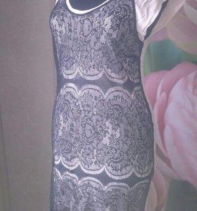 Мини платье, туника 44-46