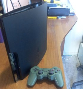 Sony ps 3 320гб прошитая