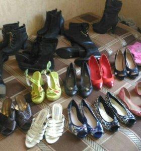 Обувь р.36-38