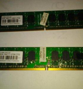 Оперативная память, DDR2