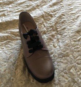 Ботинки криперсы