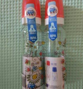 Бутылочки новые Canpol babies 240 мл