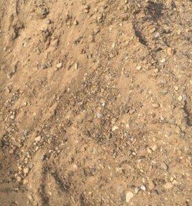 Гравий, Песок, ПГС, Лучшее качество. 3 тонны