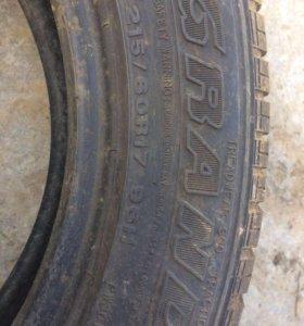 шины dunlop st20 215/60 r17 96h