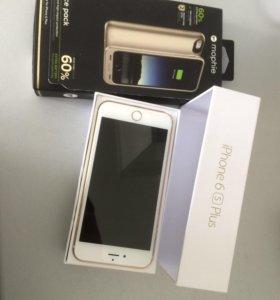 iPhone 6s 64gb Plus Gold