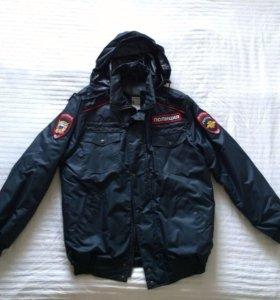 """Куртка """"Полиция"""" короткая демисезонная"""