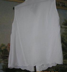 Безрукавка,блуза
