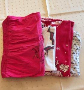 Вещи пакетом для девочки 8-10 лет