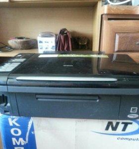 Принтер..сканер ..ксерокс