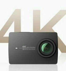 Видео-фото Камера Xiaomi Yi 4K