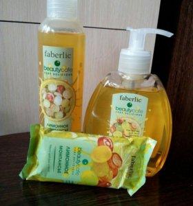 Набор лимонное монпасье