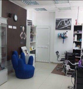 Сдаётся место парикмахера в салоне