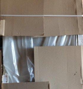 Дверь в телескопической коробке