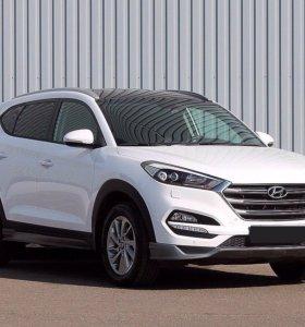 Hyundai Tucson, 2015, 2.0 at Хюндай Туксан