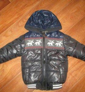 Курточка на 2-3 года, ветровка на рост 92-98.